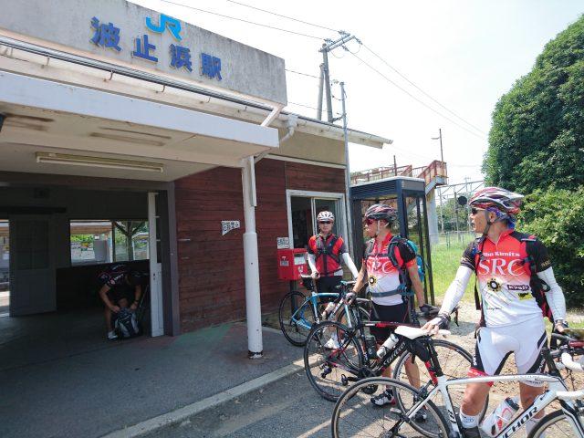 しまなみ海道輪行サイクリング(1日目)
