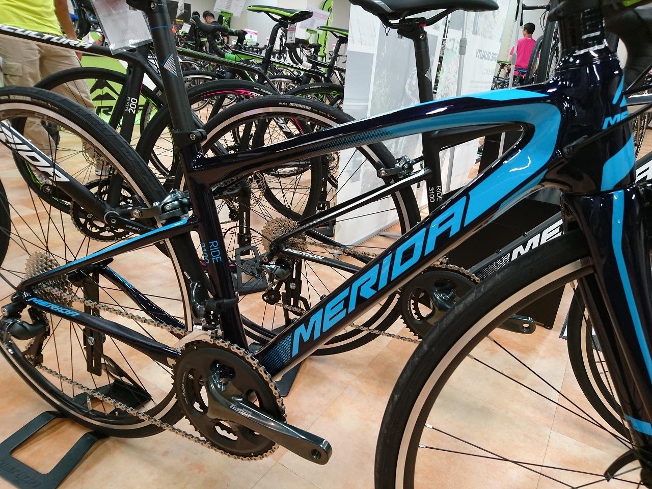 RIDE3100 カラー:ディープブルー サイズ:39