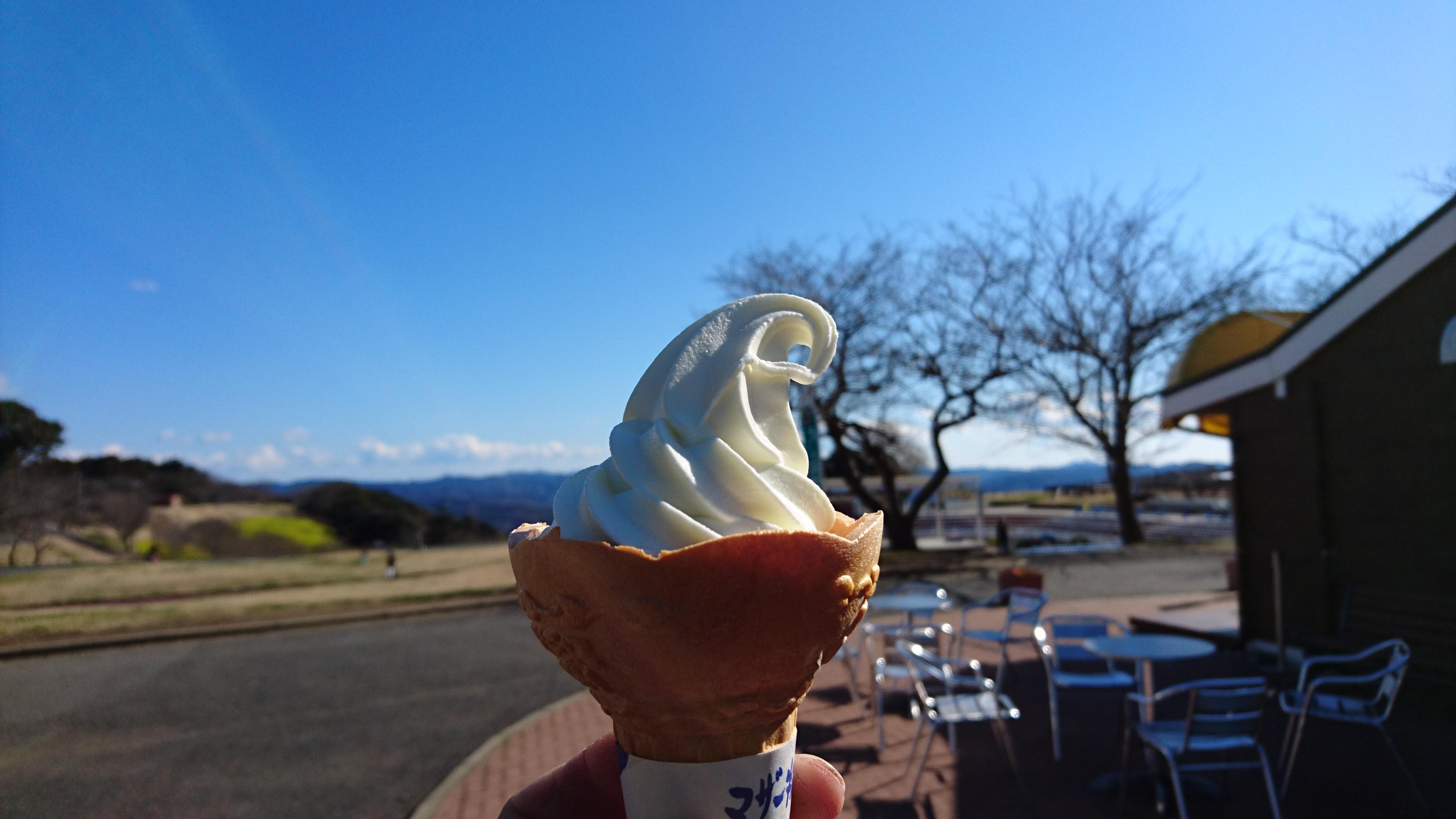 おススメのソフトクリーム