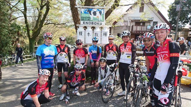SRC荒川サイクリングを開催しました