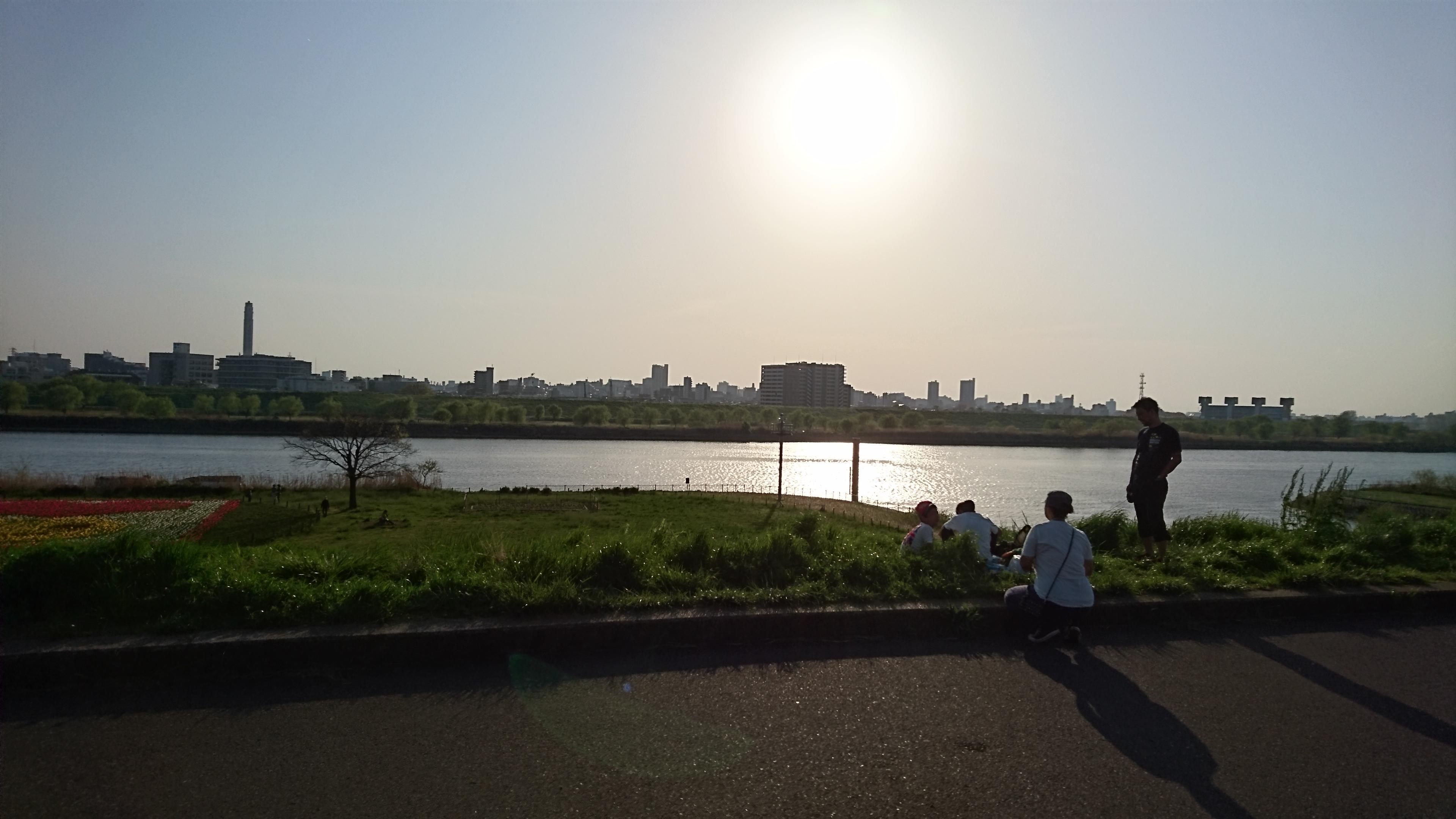 SRC荒川サイクリング