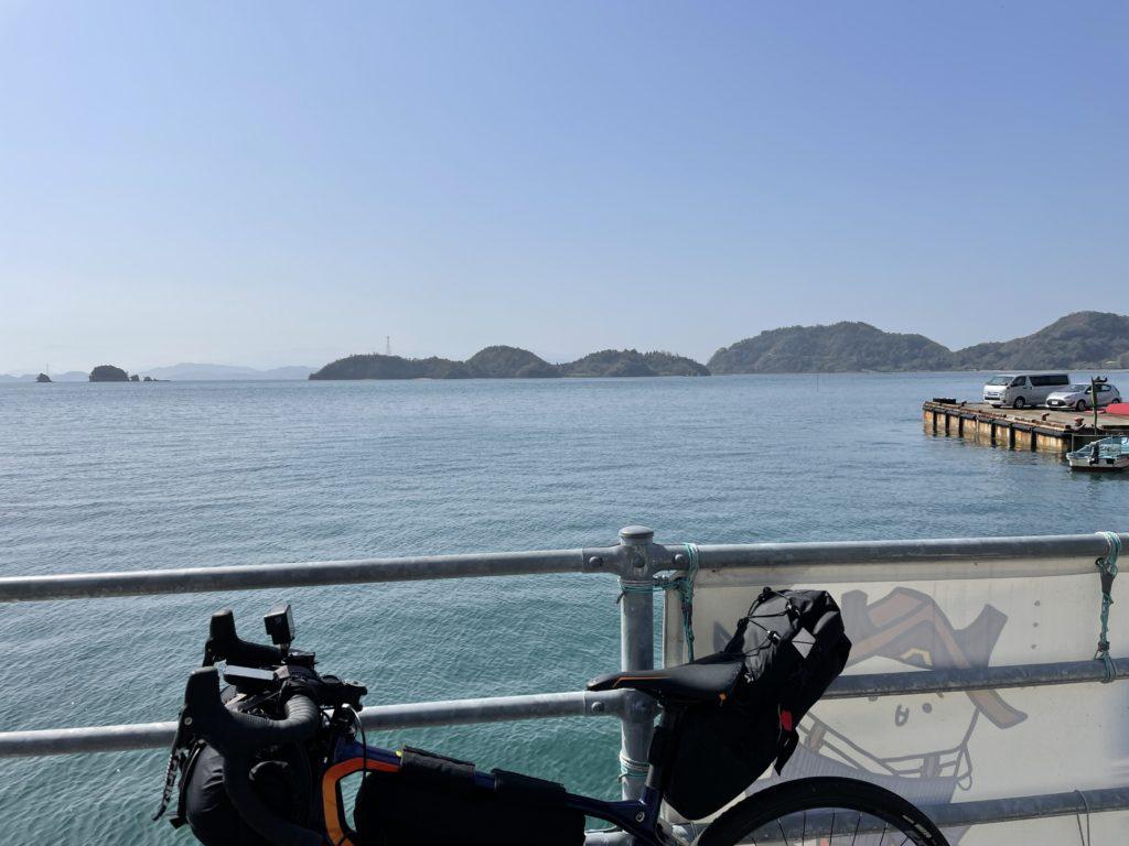 しまなみ海道に飛行機輪行でキャンプサイクリングに行って来ました