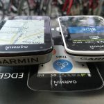 GARMIN EDGE820JとEDGE520Jとの比較