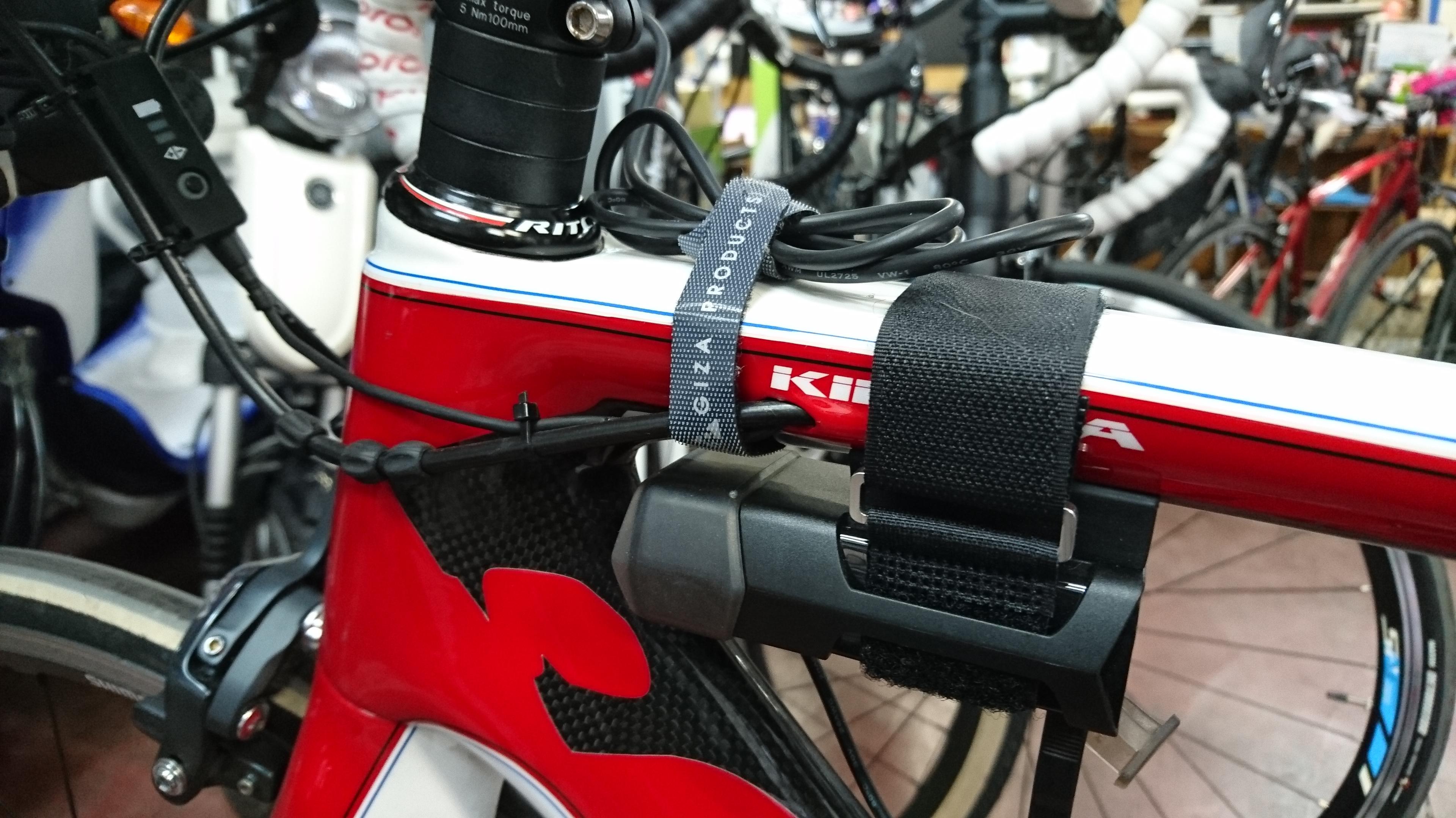 トピーク モバイルパワーパック5200(サイクリング用補助バッテリー)