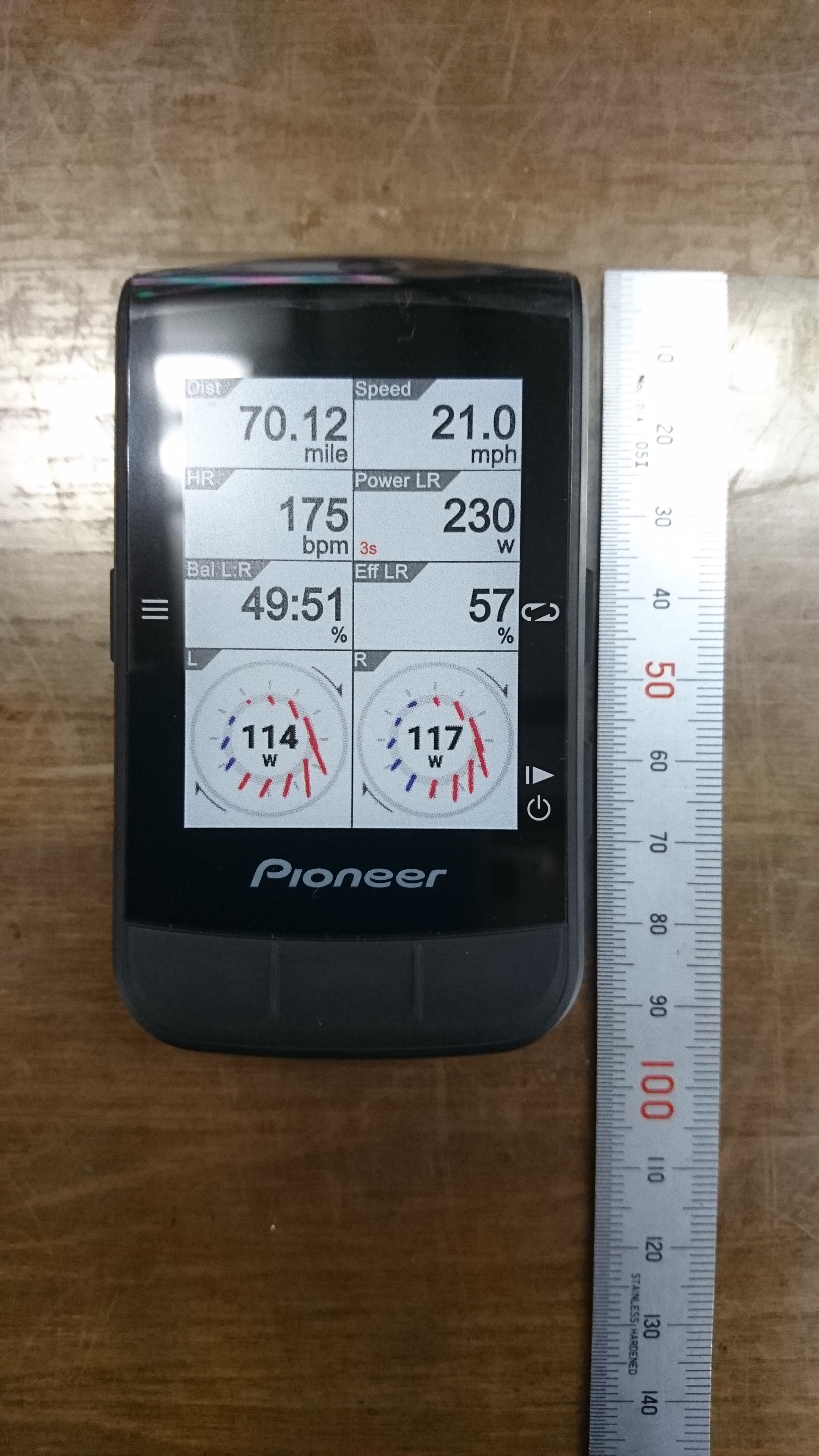 パイオニア GPSサイクルコンピュータSGX-CA600入荷