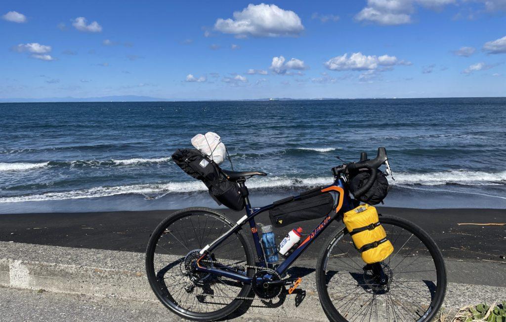 バイクパッキングライドにお勧めのパールイズミ フィールドジャージ