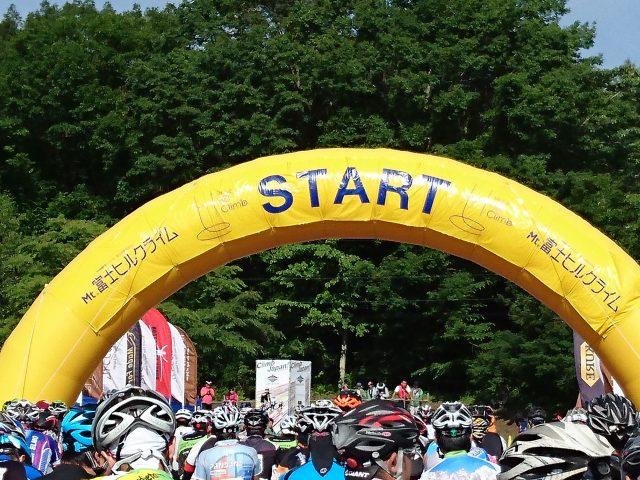 Mt富士ヒルクライムに参加してきました