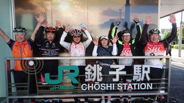 今、話題のサイクリスト専用列車BB BASEを使って銚子までサイクリング