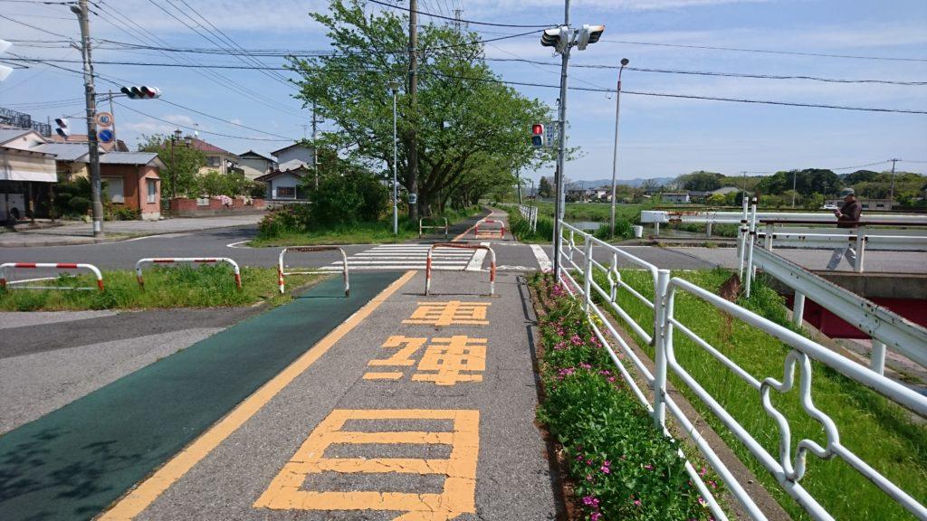 自粛中のお散歩サイクリングコース001(千葉県君津市周辺)