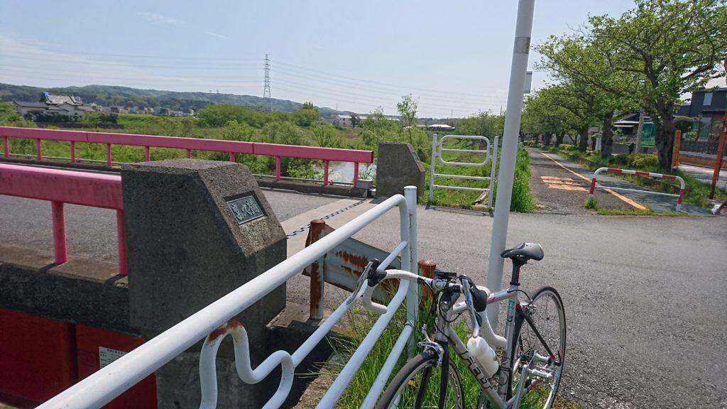 自粛中のお散歩サイクリングコース004(千葉県君津市周辺)