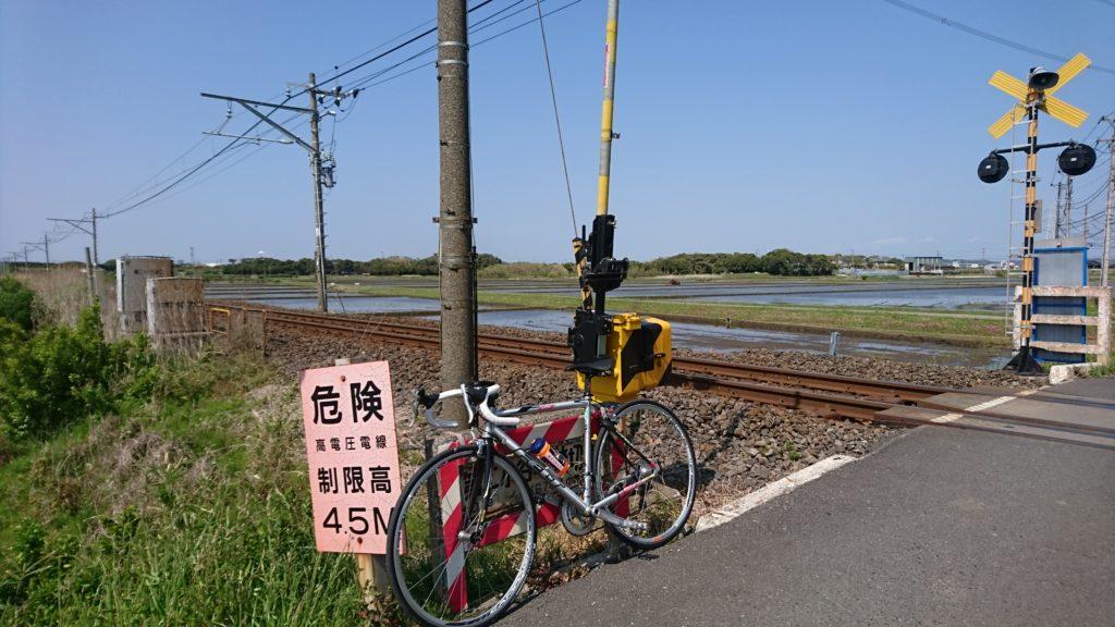 自粛中のお散歩サイクリングコース003(富津市下洲・ふれあい公園方面)