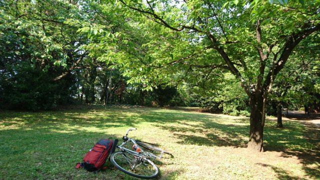 自粛中のお散歩サイクリングコース004(富津市下洲・ふれあい公園方面)